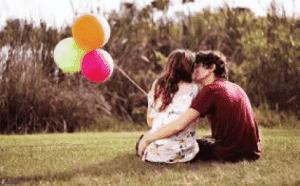 kisses-balloons