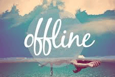 Holiday Reflections: The Luxury of Being Offline